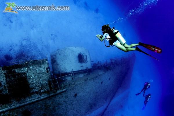 Mélytengeri merülés