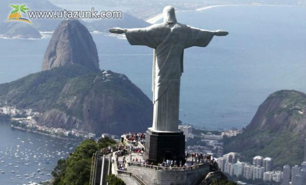 Rio-i Jézus szobor