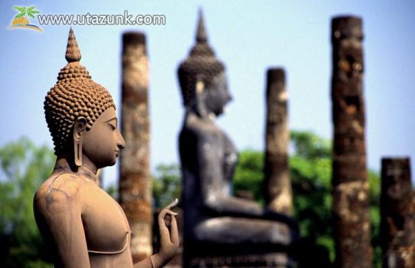 Tájföldön népszerű vallás a buddhizmus