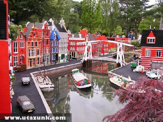 Dánia, Legoland