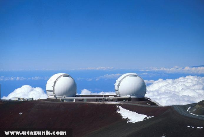 A Mauna Kea Csillagászati Körzet