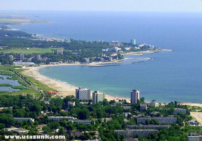 A román tengerpart