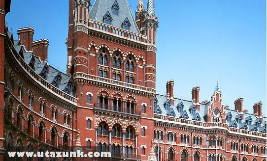 London, St Pancras