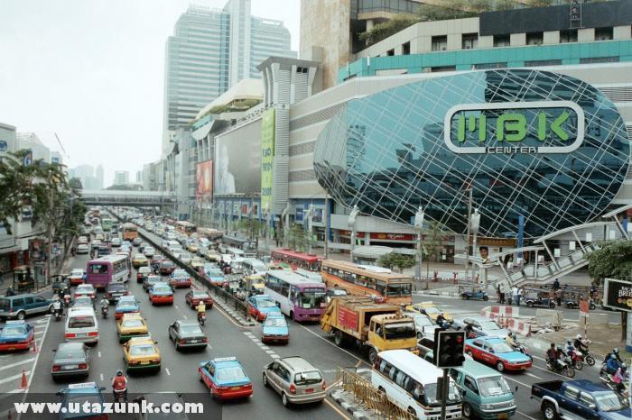 Közlekedés Bangkokban