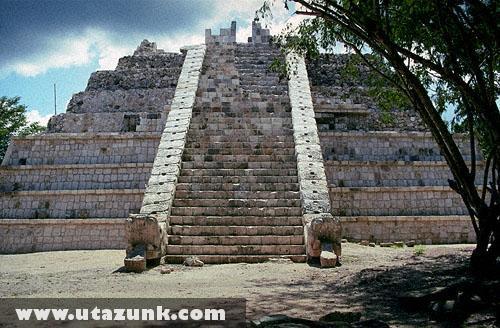 Több ezer éves piramis Kínában