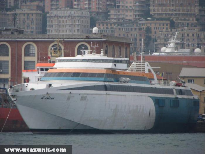 Al Sabini: Óceánjáró jakt