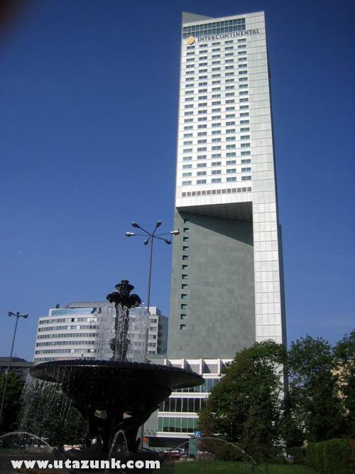 InterContinental Hotel Varsóban