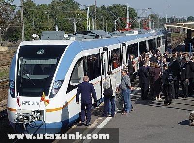 Elõvárosi vasút Varsóban