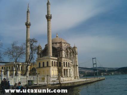 Mecset Törökországban