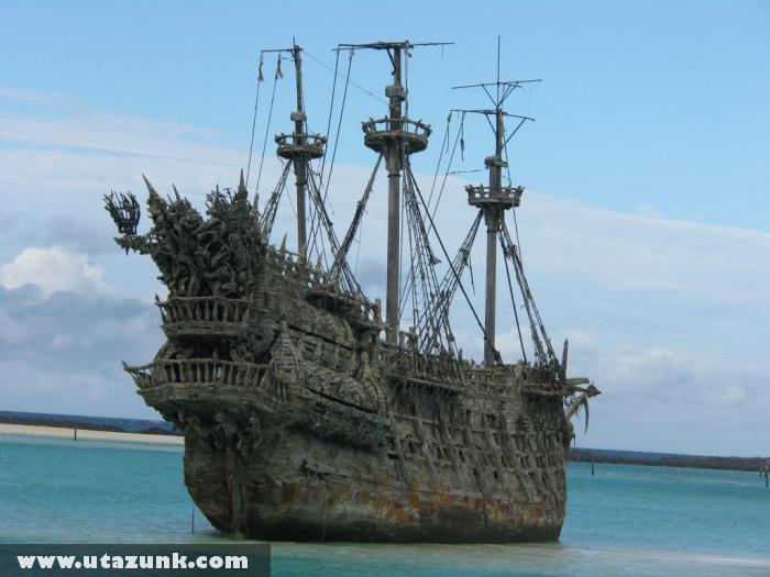 A Karib tenger egykori királya