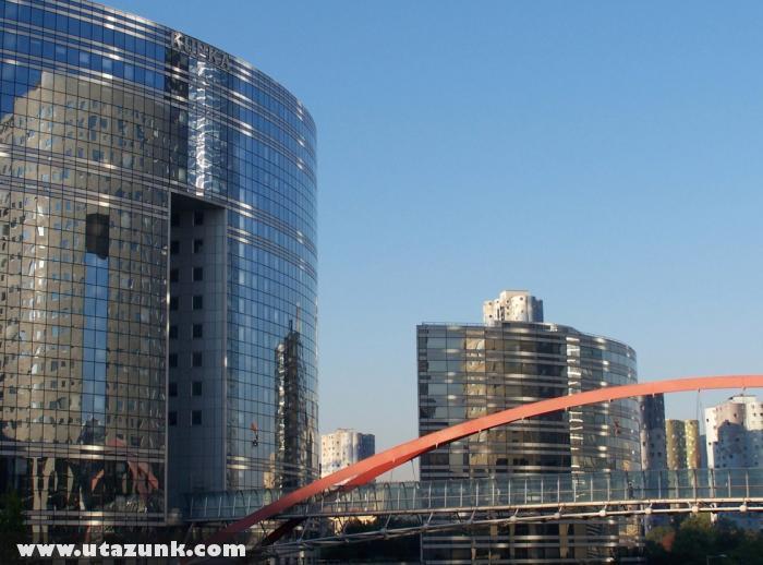Business Park Párizsban
