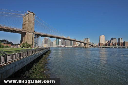 Brooklyn Híd New Yorkban