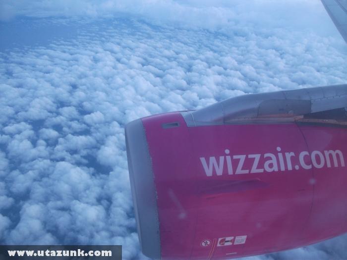 WizzAir a levegõben