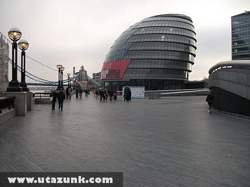 Városháza Londonban
