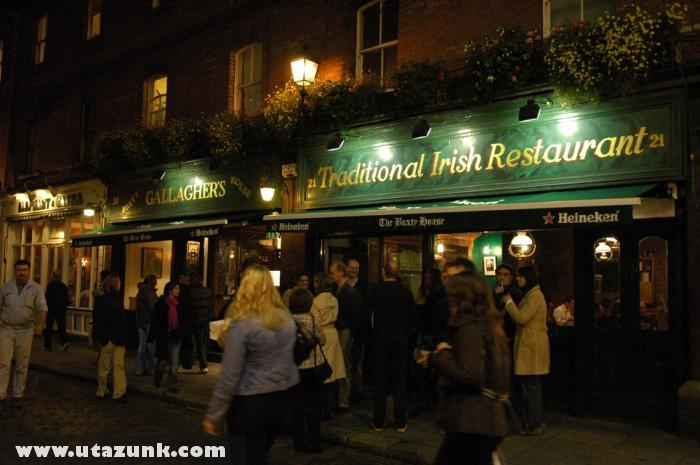 Pub írországban