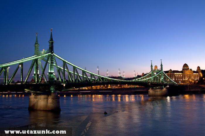 Budapest, Szabadság híd