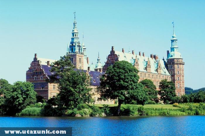 Kastély Dániában