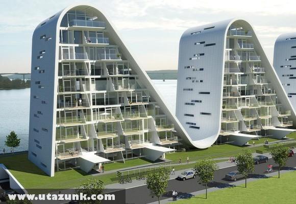Ökoházak Dániában