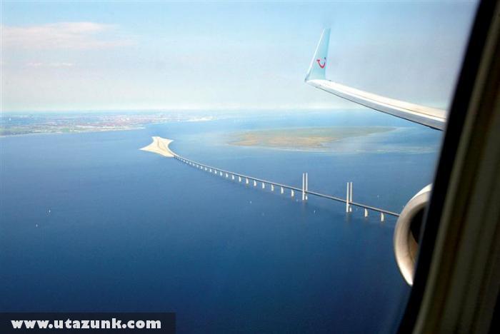 Repülõvel Dánia felett