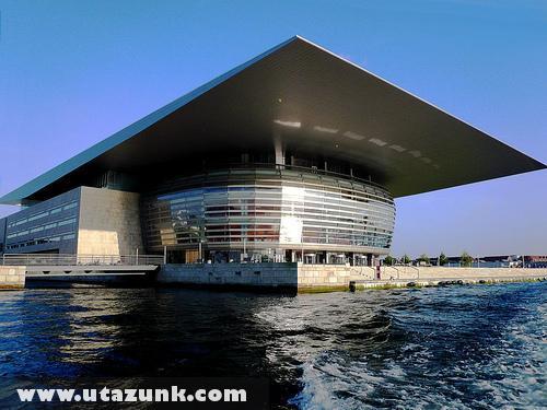 Koppenhága, Operaház