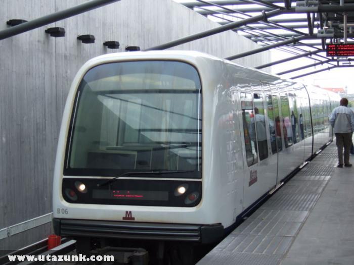 A Koppenhágai metró