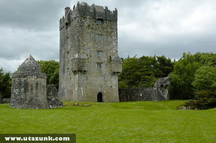 Írország, Az Aughnanure vár
