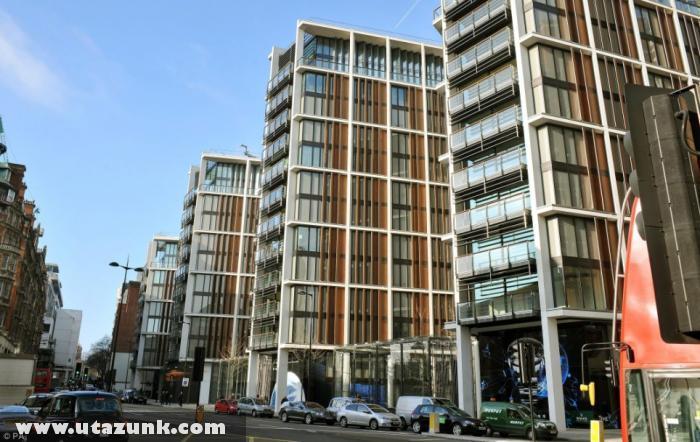 London, Hyde Park: Elkészült az új modern lakó és business park