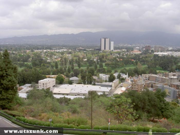 Universal City Los Angeles külvárosában