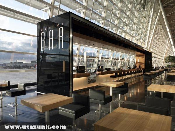 A világ legdivatosabb repülõtere Zürichben