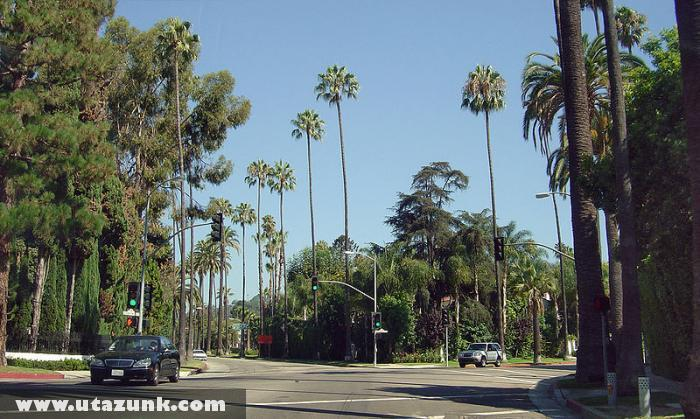 Lexington Roads, Beverly Hills, California