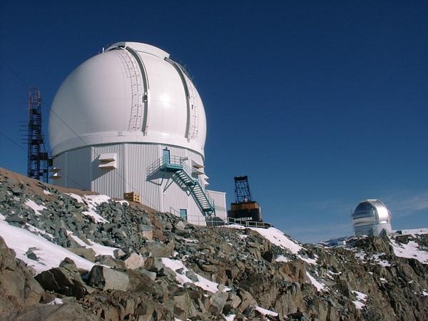 Csillagvizsgáló valahol amerikában