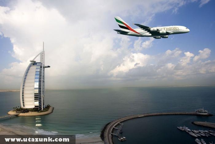 Emirates: Egy kis Dubai