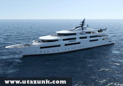 Utazni tudni kell: A Zuccon yacht