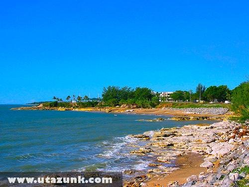 Nightcliff Beach