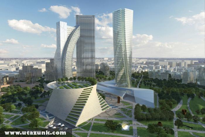 Milánó: Épül a jövõ