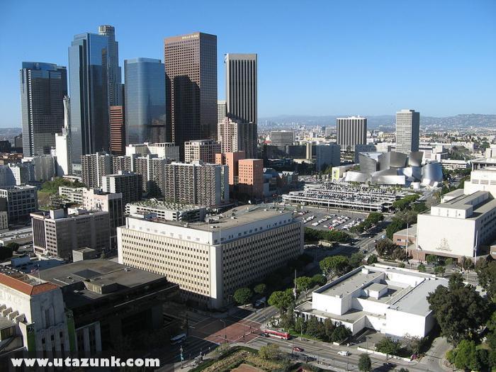 Los Angeles belvárosa