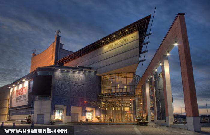 A Göteborgi Opera