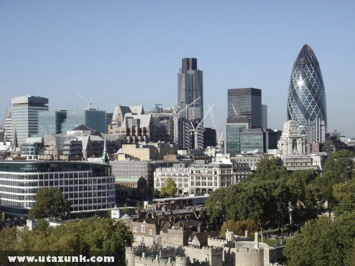 London: A city