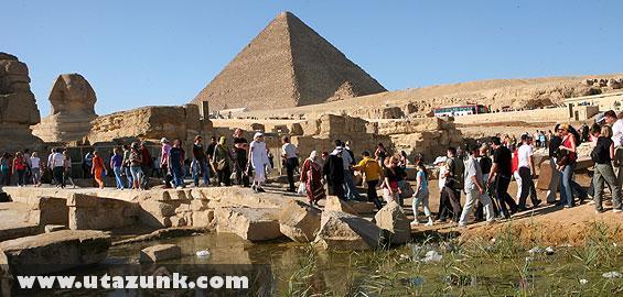 Régi szép idõk Egyiptomban