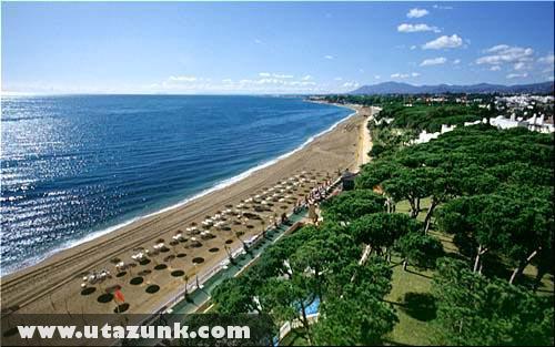 Costa del Sol, vagyis a Napospart