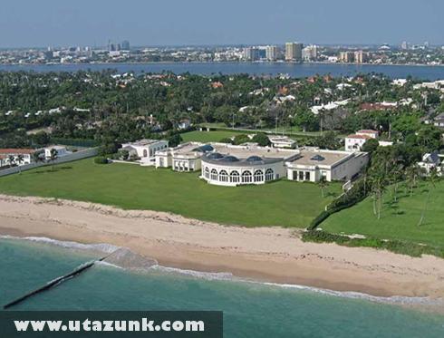 Donald Trump Palm Beachi háza