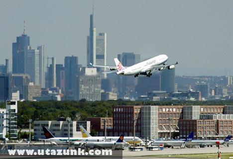 Frankfurt Nemzetközi Repülõtér