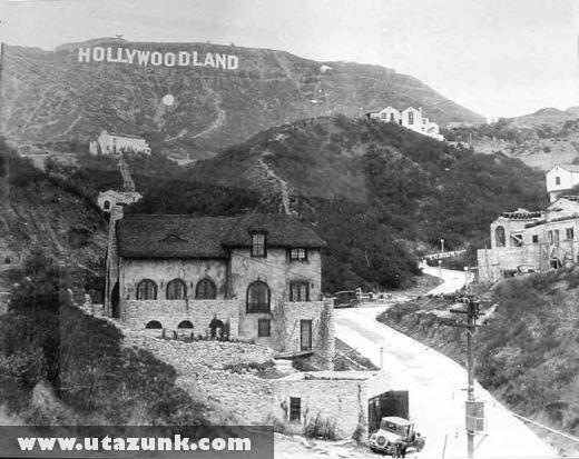 Az eredeti felirat Los Angelesben