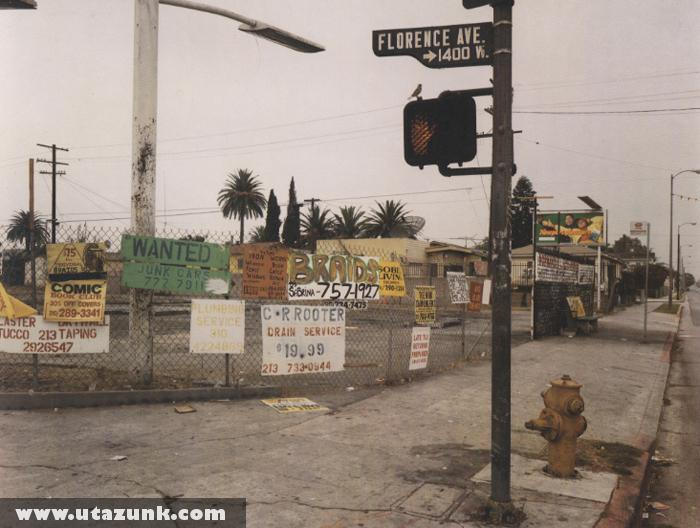 Los Angeles: külváros, gettó