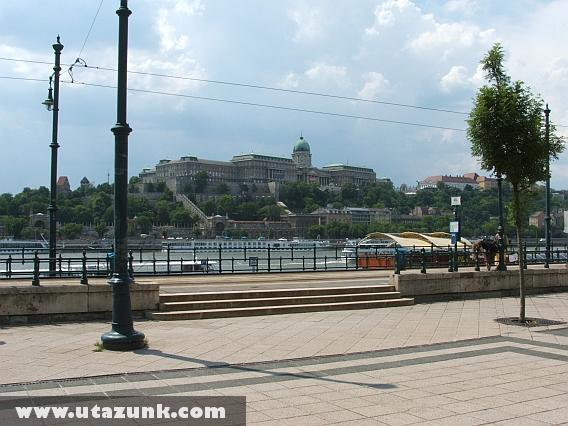 Dunai látkép