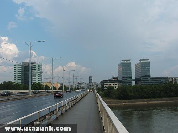 Budapest üzleti központja
