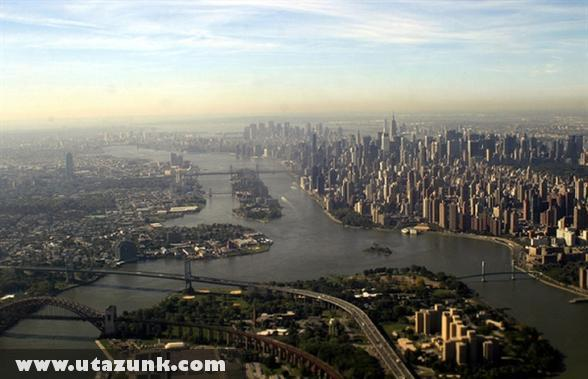 New York a levegõbõl