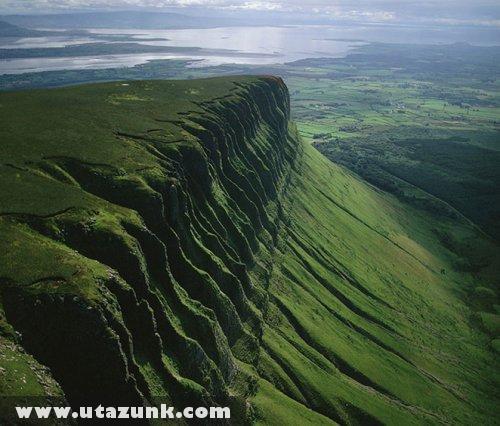 Ben Bulben, Sligo, Írország