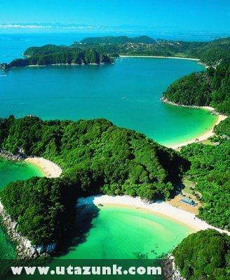 Abel Tasman nemzeti park