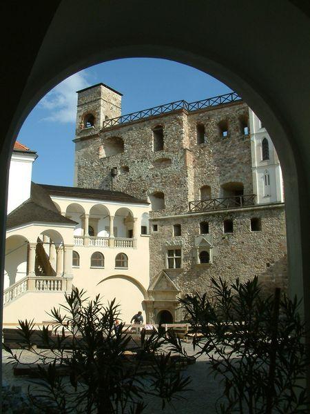 Sárospatak - Rákóczi-vár
